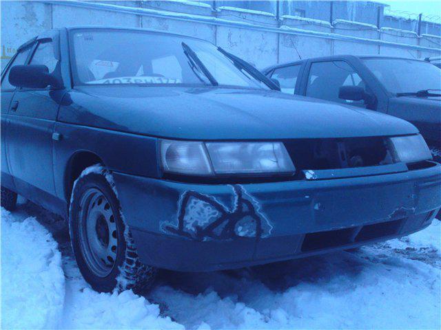 Фото №28 - ремонт бампера ВАЗ 2110 своими руками